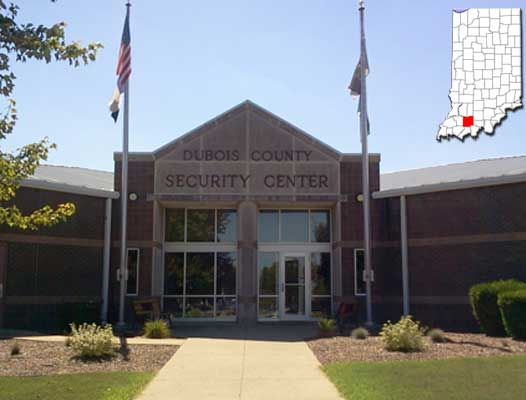 Welcome to the Dubois County Sheriff's Office